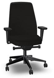 Bureaustoel Interstuhl EveryIs 146E chillback royal zwart
