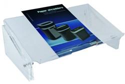 Acryl documenthouder A3, verstelbaar