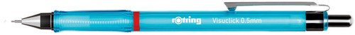 Rotring vulpotlood Visuclick, 0,5 mm, blauw