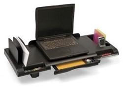 Bureaublad standaard Officemate Deluxe