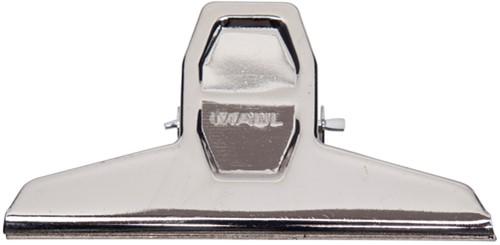 Papierklem MAUL Pro 125mm capaciteit 30mm
