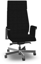 Bureaustoel Interstuhl Axos 364A management draaifauteuil hoog model