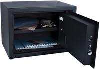 Kluis Pavo 350x250x250mm fingerprint electronisch zwart-2