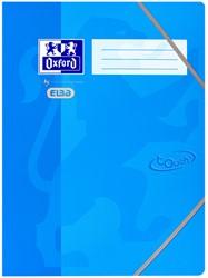 Elastomap Oxford Touch A4 blauw