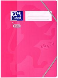 Elastomap Oxford Touch A4 roze
