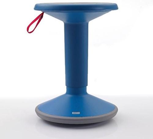 Kruk UpIs1 Interstuhl Donker Blauw Hoogte instelbaar