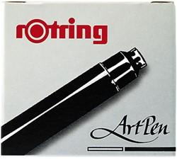 Inktpatroon Rotring artpen zwart