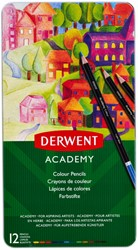 Kleurpotloden Derwent Academy assorti