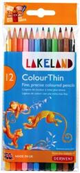 Kleurpotloden Derwent lakeland colouthin assorti