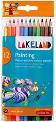 Kleurpotloden Derwent Lakeland aquarel assorti