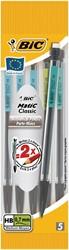Vulpotlood BicMatic Classic blister van 5 stuks 0.7mm,