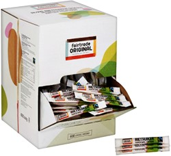 Suikersticks Fairtrade Original 4gram 600 stuks