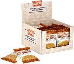 Koekjes Bio Goodness walnoot/honing 20 stuks