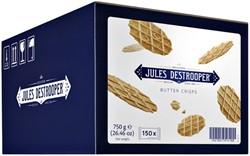 Koekjes Jules Destrooper natuurboterwafels doos 150st.