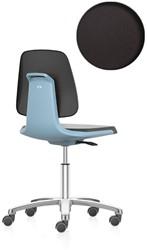 Bureaustoel Labsit-2 met aluminium voetenkruis