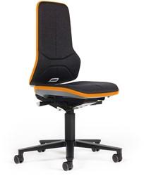 Werkplaatsstoel Bimos Neon-2 9563 permanentcontact met gewichtsregeling