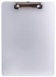 klembord Alco aluminium, onbreekbaar, DIN A4