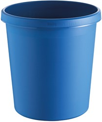 Afvalbak, 18l blauw