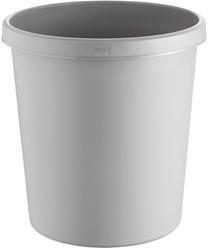 Afvalbak, 18l mid grijs