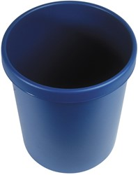 Afvalbak, 30l blauw