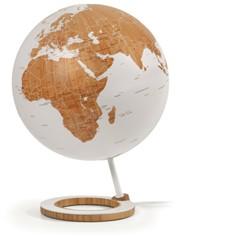 globe Bamboo 25cm diameter bamboe / metaal