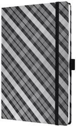 notitieboek Conceptum 194blz hard Modern Square 130x200mm