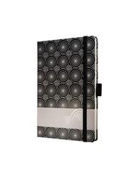 notitieboek Conceptum 194blz hard Elegant Twist 95x140mm