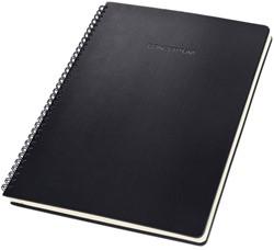 Notitieblok Sigel CONCEPTUM hardcover A4 zwart gelinieerd