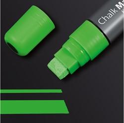 krijtmarker Sigel 5-15mm afwasbaar groen