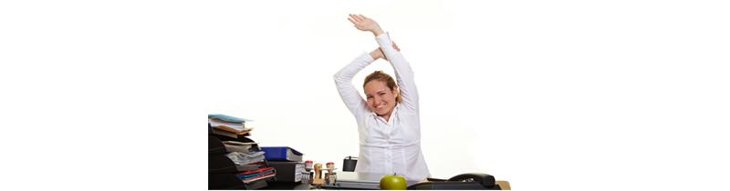 10 Tips voor meer bewegen op kantoor