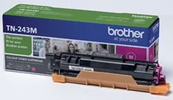 Tonercartridge Brother TN-243M rood
