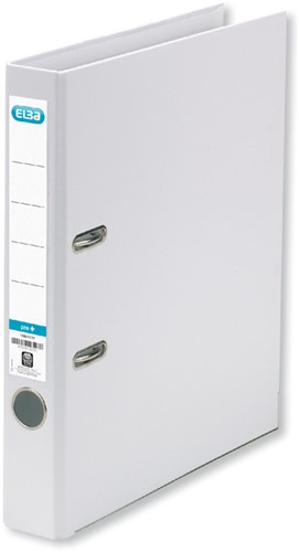 Ordner Elba Smart Pro+ A4 50mm PP wit