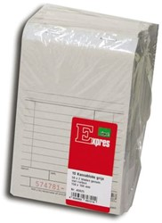 Kassablok Expres SI-40925 100x158mm 50x2vel
