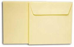 Enveloppen Papyrus 140x140mm wit