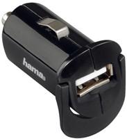 OPLADER AUTO HAMA PICCO 12V USB ZWART 1 STUK-2