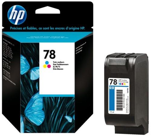 Inktcartridge HP C6578D 78 kleur