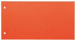 Scheidingsstroken Quantore 120X230mm oranje