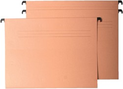 Hangmap Quantore folio 3cm bodem chamois zuurvrij ICN1