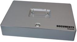 DOCUMENTENKIST BEAUMONT 415X295X72MM ANTRACIET 1 STUK