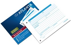 Bonboekje Atlanta A5436-030 A6 100x2vel