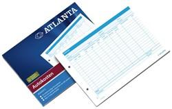 Autokostenblok Atlanta A5425-012 A5 50vel