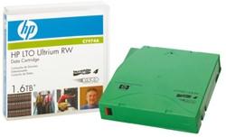 Datatape HP LTO ultrium 4 C7974A RW 1.6Tb groen