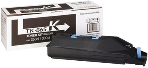 Toner Kyocera TK-865K zwart