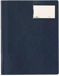 Snelhechter Durable 2500 A4 PVC etiketvenster donkerblauw