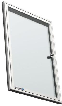 Vitrinekast Legamaster Premium voor binnen 68.6x94.7cm