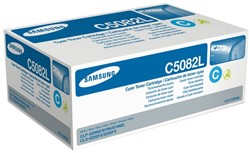 Tonercartridge Samsung CLT-C5082L blauw HC