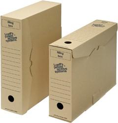 Archiefdoos Loeff 3003 345x250x80mm karton