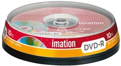 DVD-R IMATION 4.7GB 16X SPINDEL 10 STUK