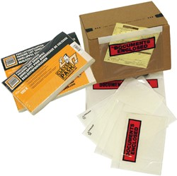 Paklijstenvelop CleverPack zelfklevend blanco din-C5 100st