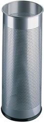Paraplustandaard Durable 3350-23 perforatie 62x26cm zilver